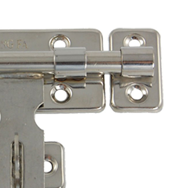 PHFU Hardware Door Lock Barrel Bolt Latch Padlock Clasp Set(China (Mainland))