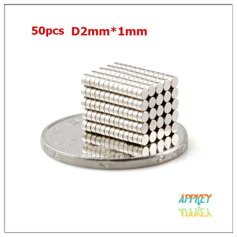 Гаджет  50pcs Bulk Small Round Neodymium Fridge Craft Magnets Dia 2mm x 1mm N35 Super Strong NdFeB Warhammer Free shipping None Строительство и Недвижимость