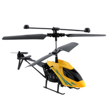 Mini Shatter Resistant Radio Remote Control Aircraft 2.5CH RC Helicopter Kids Toy Gifts free shipping(China (Mainland))