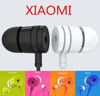 100% New XIAOMI Piston 2 Earphone Headphone Headset Earbud With Mic For iphone samsung MI2 MI2S MI2A Mi1S M1 Mi 3 Hongmi Redmi 2