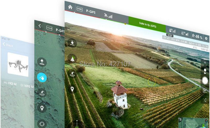 100% Original DJI Inspire 1 V2.0 4K Camera & 3-Axis Gimbal Zenmuse X3 W/ Free Case Via EMS