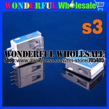 S3 Single USB interface to laptop USB socket USB Female USB Connector Block