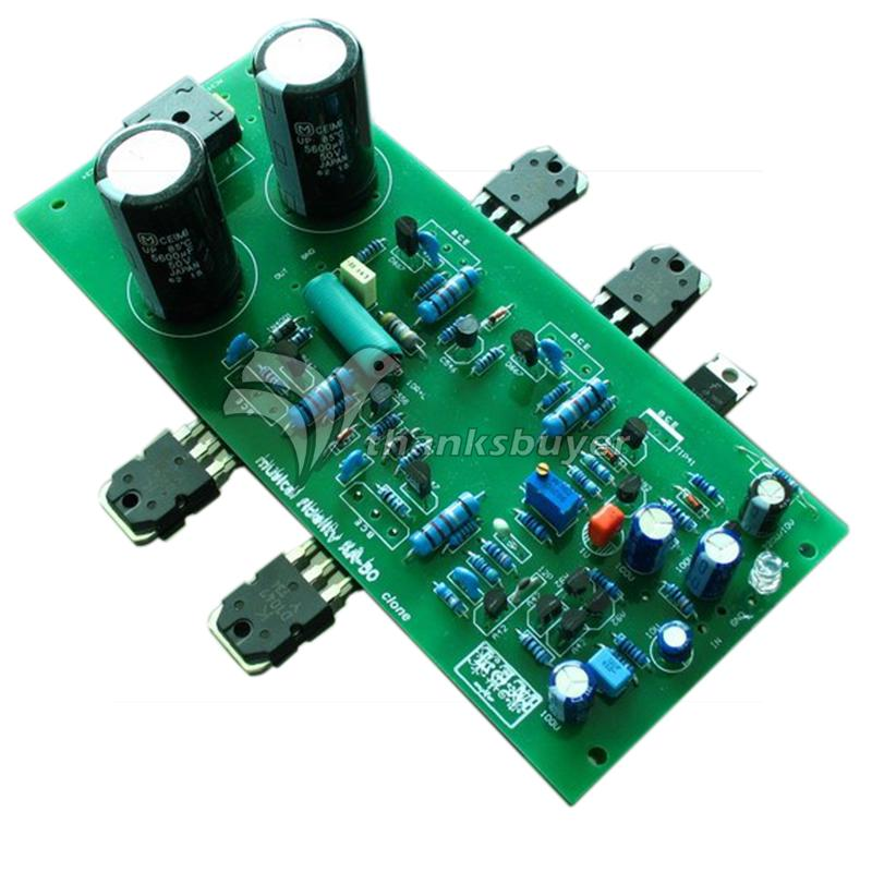 Musical Fidelity X-A 50 Single Channel Finished Amplifier Board with Rectification Filter Power Supply<br><br>Aliexpress