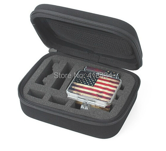 BEST Shockproof portable gopro case bag & Accessorie Travel Storage case(Small Size) GoPro Accessories Camera hero 3+ - Super deals -FeiYang store