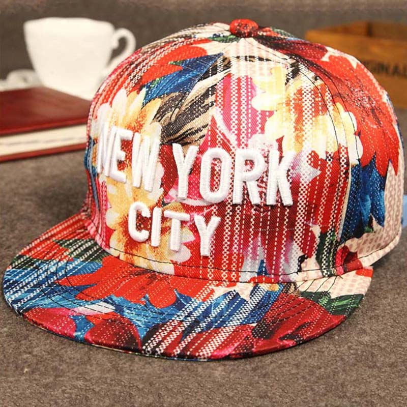 New Brand hip-hop casquette golf cap color Graffiti NY baseball cap summer hats for women skateboards cap snapback hats(China (Mainland))