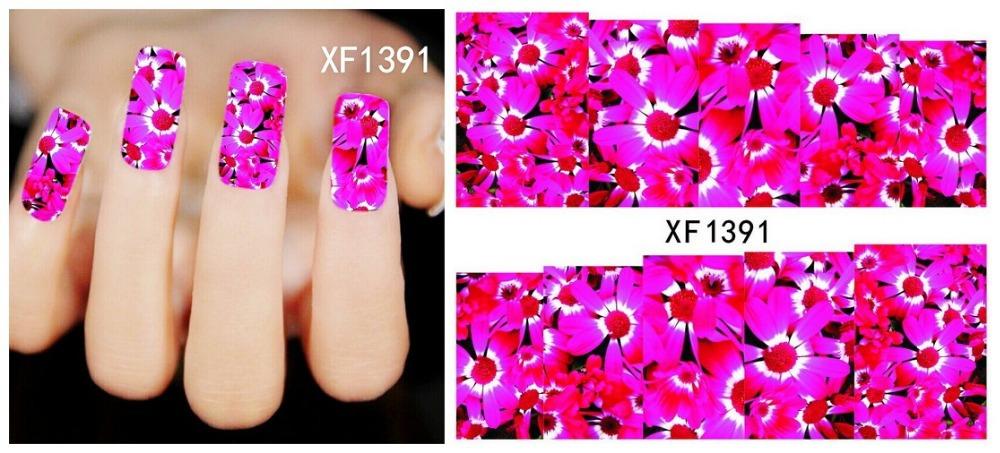 Fashion beautiful DIY Japanese watermark cute pink butterfly Design Tip Nail Art Nail Sticker Nail Decal Manicure nail tools1391(China (Mainland))