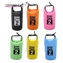 Summer Outdoor Casual Beach Swimming Storage Super Light PVC Waterproof Diving Floating Surfing Rafting Travel Dry Accessories