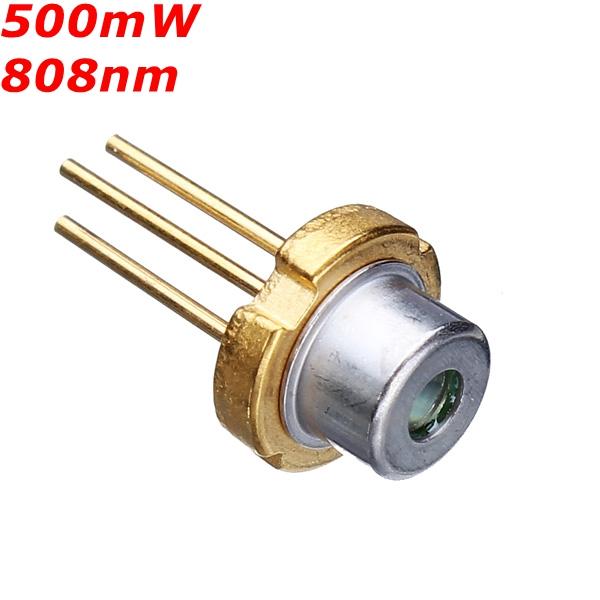 TO 18 808nm 500mW Infrared IR Laser Diode Laser Module Generator BG44(China (Mainland))