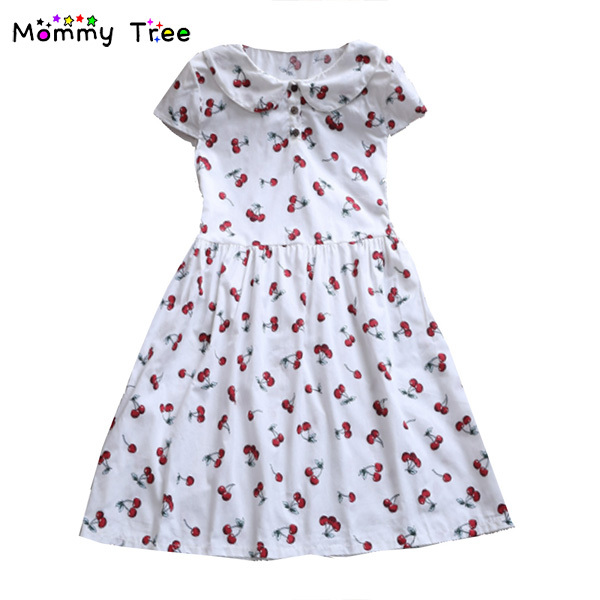 Brand Design Summer Maternity Clothes for Pregnant Women Maternity-dress Cherry Maternity Dresses Elegant Dress for Pregnant(China (Mainland))