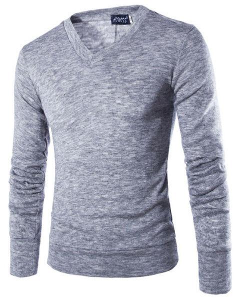 Мужской пуловер Brand New V 2015 sweater man