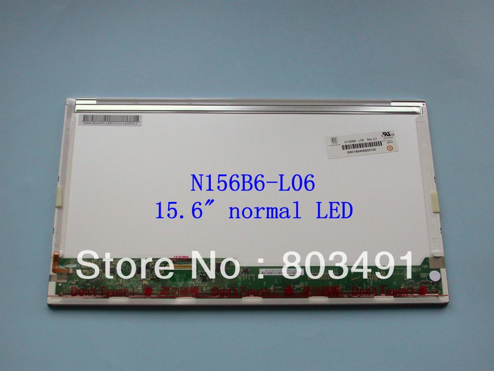 "N156B6-L06, 15.6"" LED HD Glossy LCD Laptop Screen(China (Mainland))"