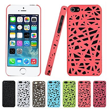 Birds Nest Slim Hard Case for iPhone 5/5S (Assorted Colors)(China (Mainland))