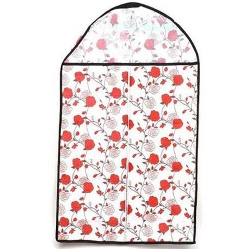 Clothes Dust Cover Protector Wardrobe Closet Hanging Storage Bag(China (Mainland))