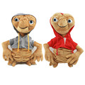 Wholesale New E T Plush Doll Toy 24cm E T the Extra Terrestrial Doll with Cloth