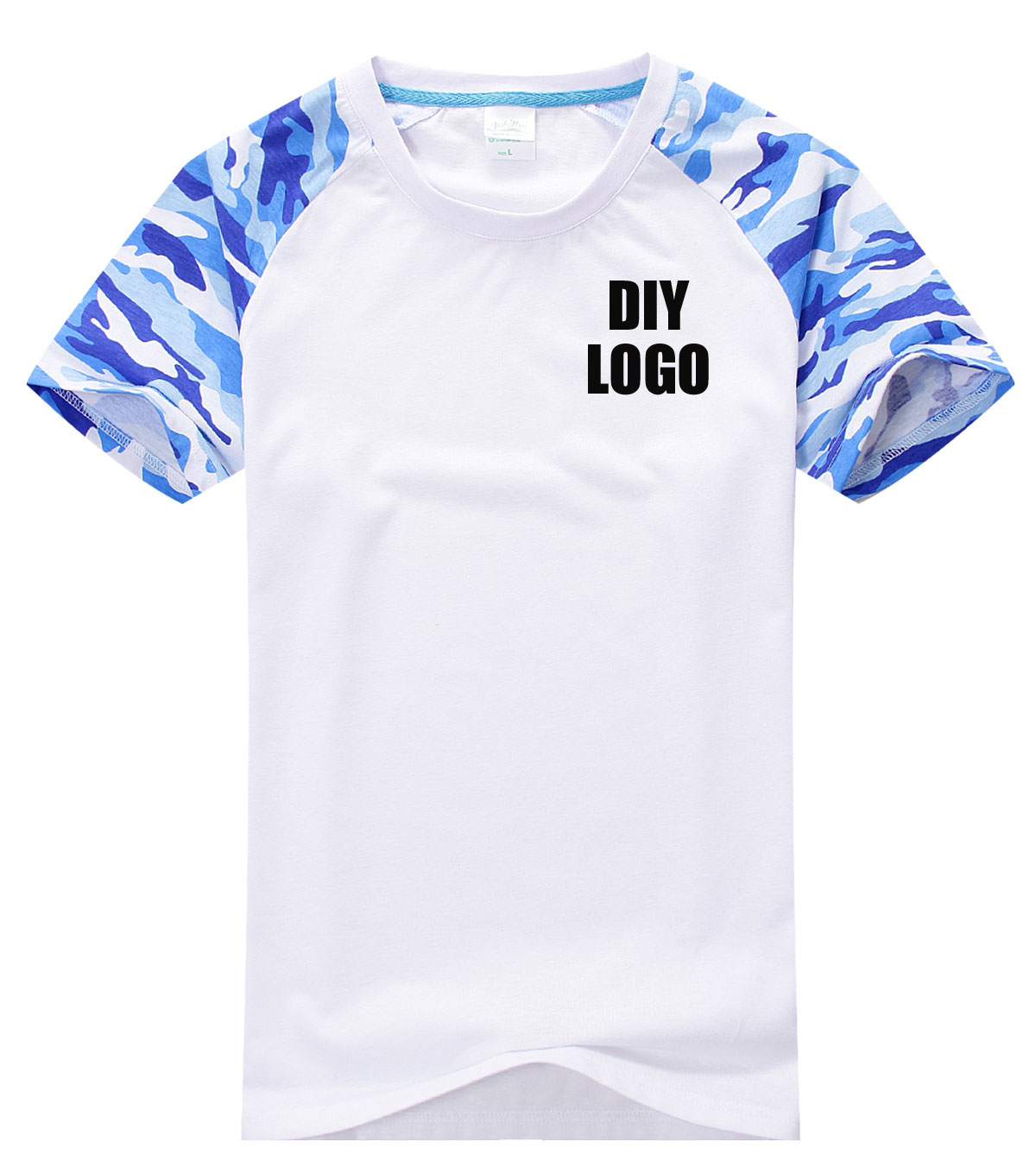Create own logo on camouflage t shirt cotton battle fatigues short sleeve logo printing embriodered 2015 new arrived casual teeОдежда и ак�е��уары<br><br><br>Aliexpress