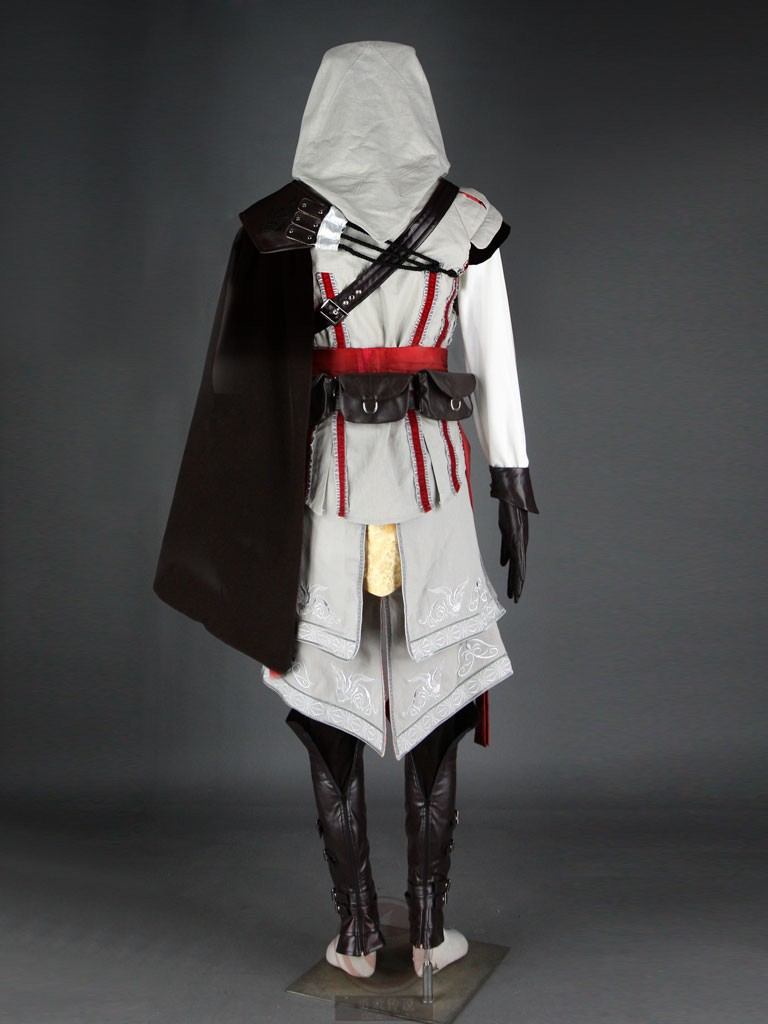 halloween costumes Assassin's Creed Brotherhood Ezio Auditore da Firenze cosplay costume