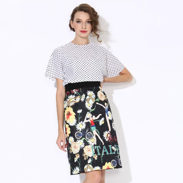 Свободного покроя Twinset 2016 новая коллекция весна лето марка великобритания стиль ...