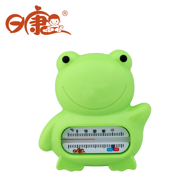 free shipping frog water meter infant thermometer for baby bath(China (Mainland))