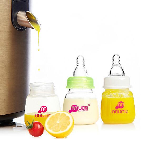 Бутылочки Mamadeiras месяцев бутылочка 80 мл п . п . по уходу за больными подачи ...