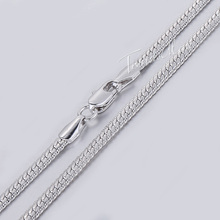 Mens Boys Womens Girls Unisex Hammered Close Curb Cuban Chain 3mm 4mm Rose Gold Filled Necklace