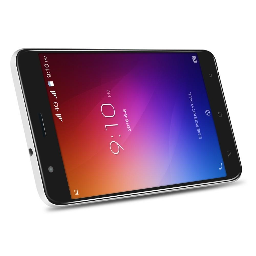2016 Original Blackview E7 Smartphone 4G LTE MTK6737 Quad Core Android 6.0 1280*720 5.5″HD 1GB+16GB 8MP Fingerprint mobile phone