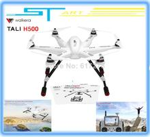 EMS Free shipping Walkera TALI H500 Drone Hexacopter with DEVO F12E G-3D Gimbal ILOOK camera FPV GPS IOC Function VS X Toy kids