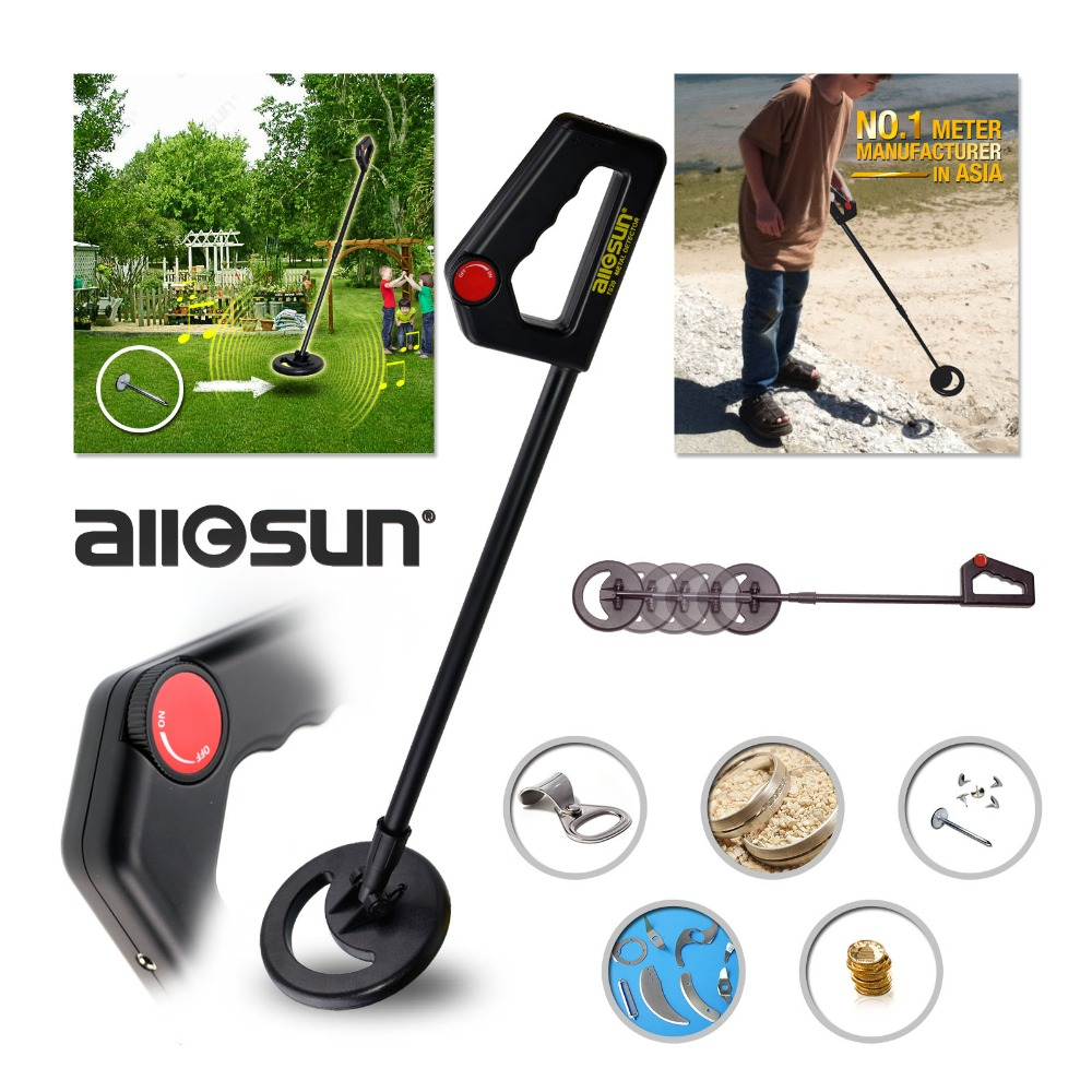 all-sun TS20 Underground Metal Detector Ground Search Metal Detector Gold/Silver/Copper ship from Eastern Europe warehouse(China (Mainland))