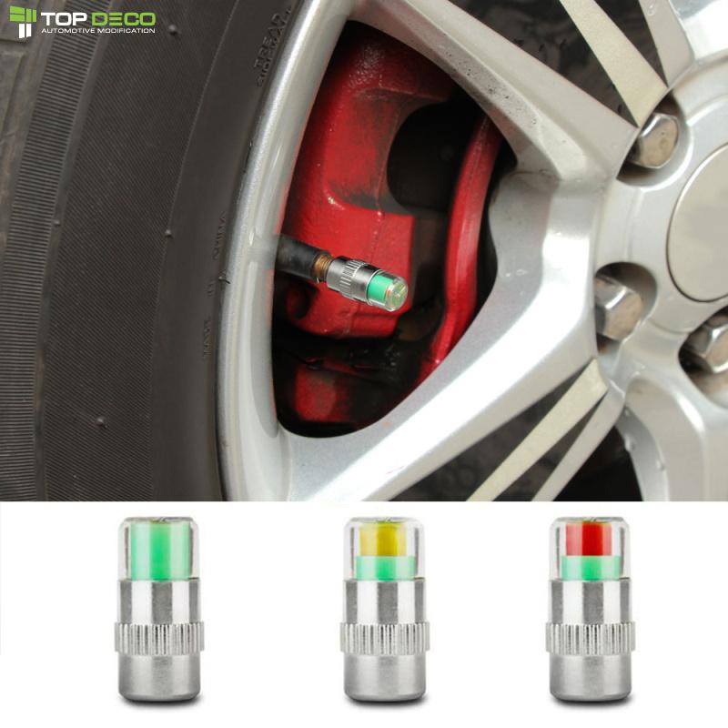 Car Tyre Pressure Monitor Valve Stem Cap Sensor Indicator For Ford Focus Fusion Kuga Ecosport Fiesta Falcon Explorer Fiesta(China (Mainland))