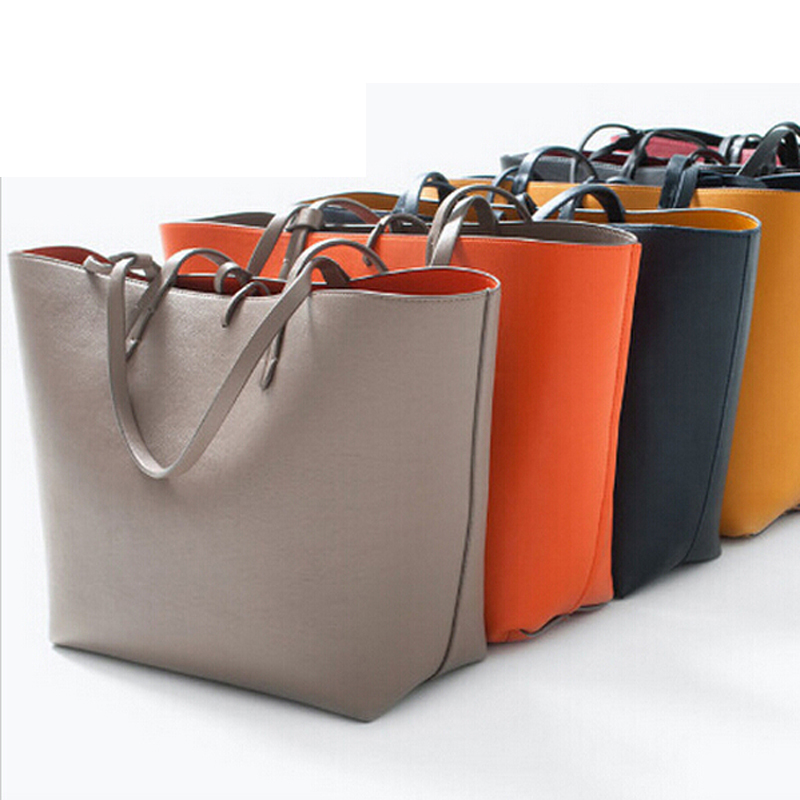 Magical Female Totes two-side colour Women bag shopping tote woman handbags Retro ladies hand bags bolso mujer bolsos de mujer<br><br>Aliexpress