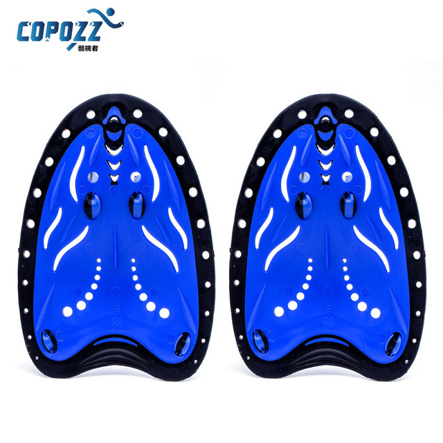 COPOZZ Swimming Trax Paddles