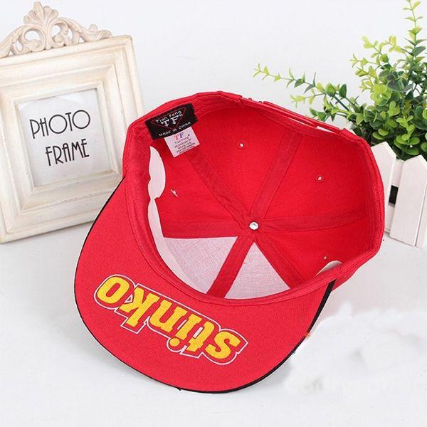 Super Deal Fashion Big Mouth Matching Couple Hats Hit Hop Caps(China (Mainland))