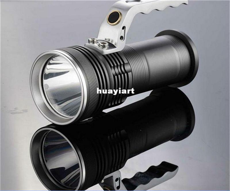 Cree Q5 LED flashlight 6000 lumens torch handlamp Aluminum Alloy waterproof portable lanterna lamp flashlight free shipping<br><br>Aliexpress