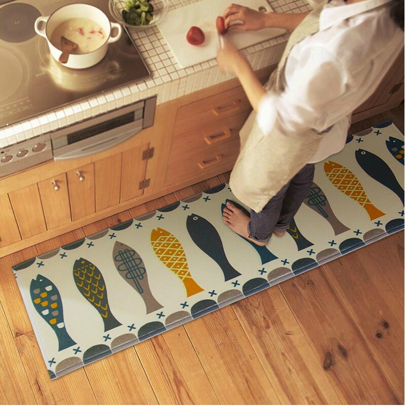 Door mats hall bathroom kitchen bathroom home rug