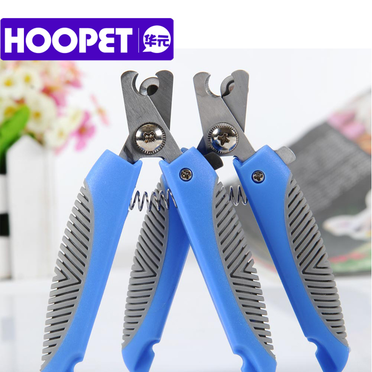 Puppy Dog Stainless Steel Pet Nail Clippers Toe Grooming(China (Mainland))