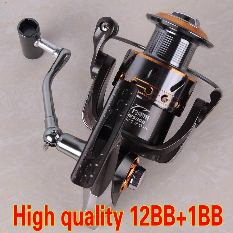 Катушка для удочки  Fish the home 2015 12BB + 1 3000/6000 Shimano EF Series