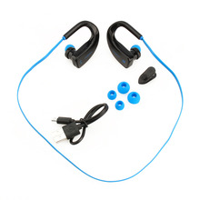 Wireless Bluetooth 4.0 Stereo Headphone Ear Hook Sport Running Earphone Handfree With Microphone