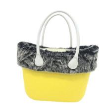 DIY Beach Bag Price Women's Bags Fashion for O big bag Medium Fast shipping Insert Handles Style EVA Plastic Dollar Price Bolsos(China (Mainland))
