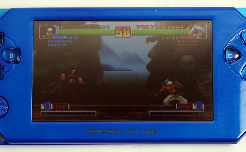 Upgraded 4.3″ Touch Screen Ultra-thin 32Bit Handheld Games Consoles 3D Game Player 8GB HDMI Output PMP