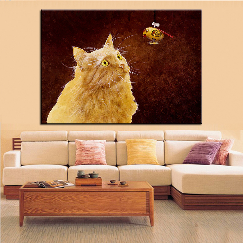 Large size Printing Oil Painting target practice Wall painting Wall Art Decoration Picture For Living Room painting No Frame(China (Mainland))