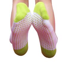2015 New Women Socks Professional Anti Slip Dots Sport Exercise Pilates Socks Sports Socks Comfortable Non-Slip Socks