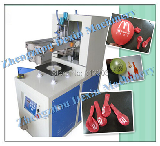 Free Ocean Shipping, Professional Silk Screen Printing Machine for Balloons, Balloon Screen Printers------DX-1515P(China (Mainland))