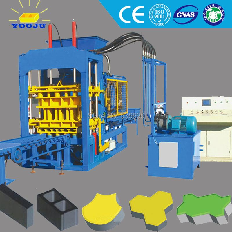 Automatic soil block making machine hydraulic plant for Soil block maker