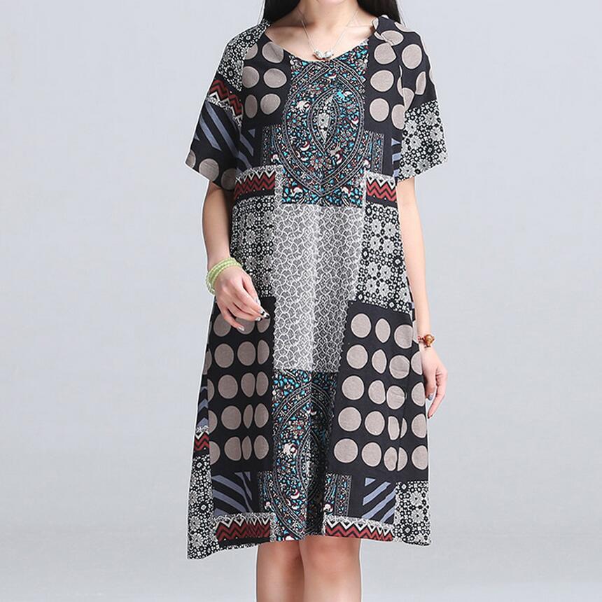 Dresses Short Fat Women Promotion-Shop For Promotional