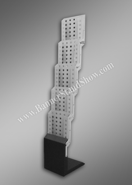 A4 Steel Brochure holder,Catalog stand/Display racks/ Shop display BST7-7B(China (Mainland))
