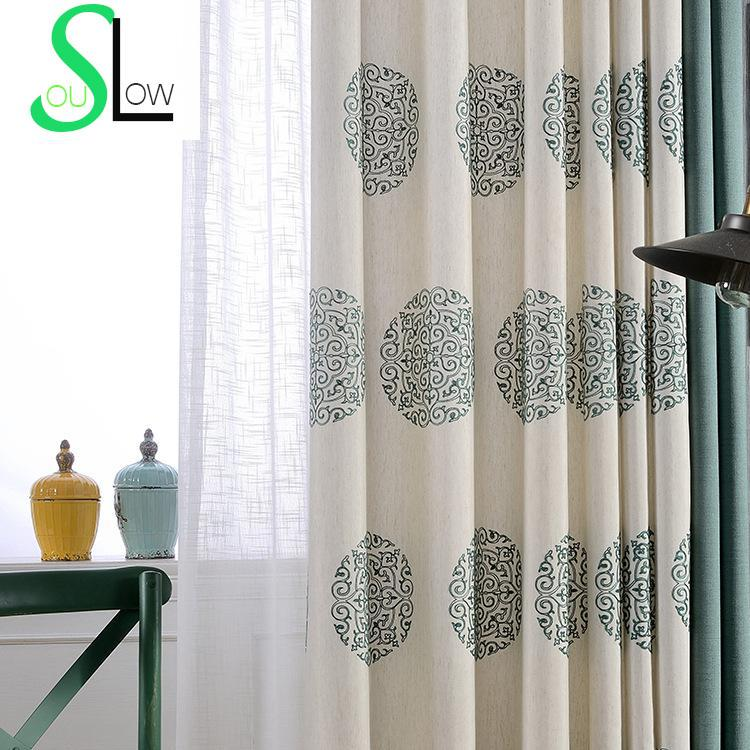 Oriental asian style window coverings