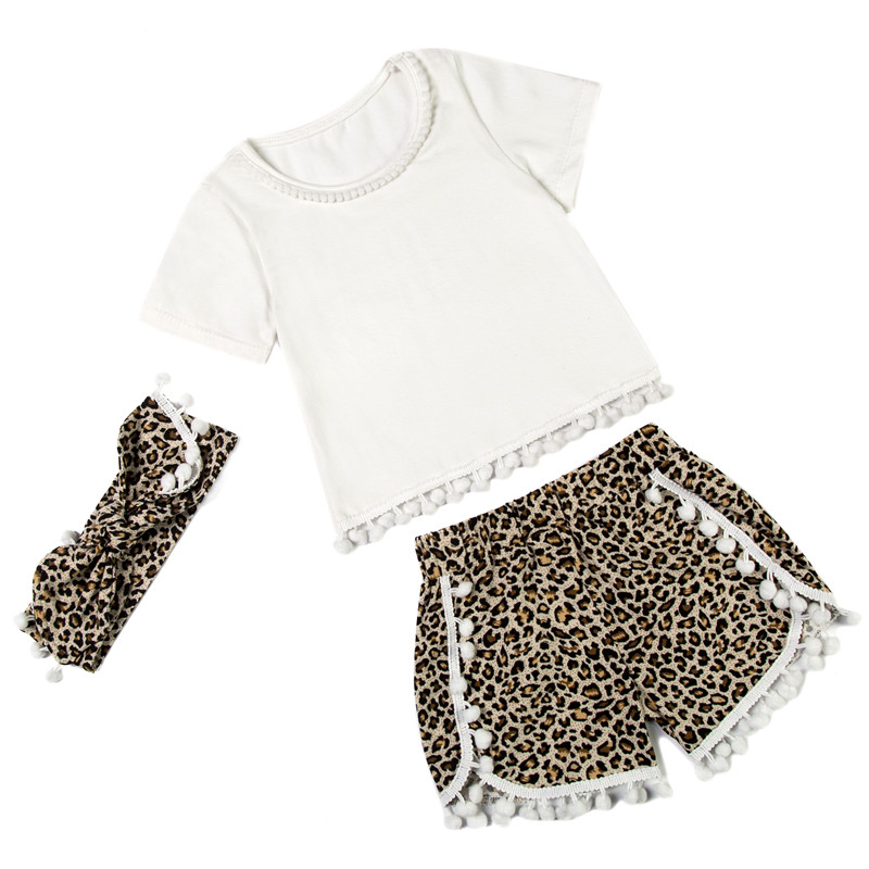 2016 newborn baby girl polka dot print body suit clothes boutique children unique pictures cotton kids clothing set(China (Mainland))