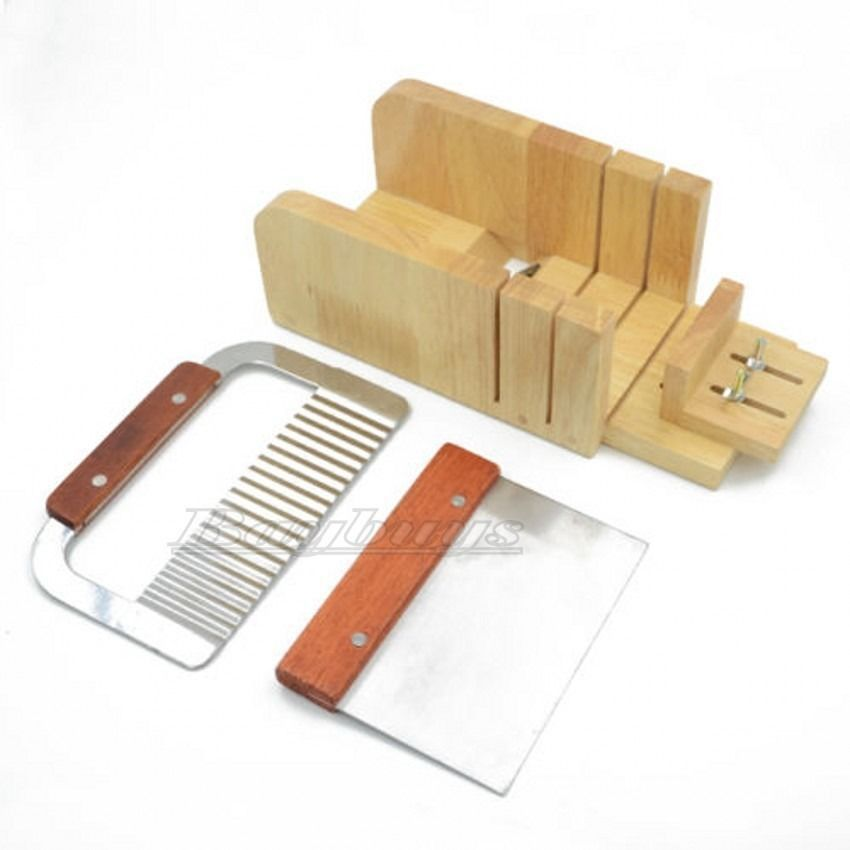 Adjustable Wood Soap Mold Loaf Cutter and Beveler / Planer Set W/ 2 Cutting Tool(China (Mainland))