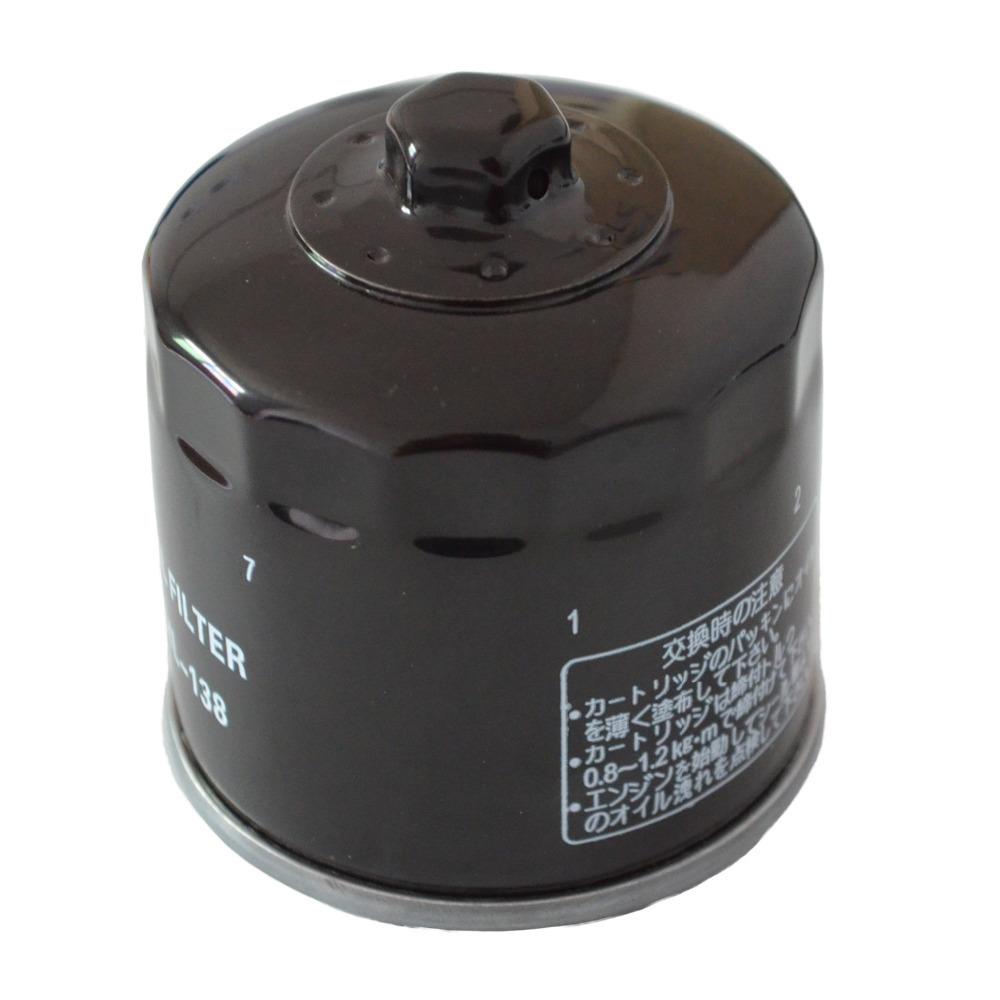100% New High Quality Oil Grid Filter for Suzuki GSXR Hayabusa Katana Intruder the same with KN-138(China (Mainland))
