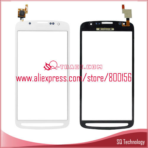 Original for Samsung for Galaxy S4 Active i9295 Digitizer Touch Glass Screen White Color Free Shipping(China (Mainland))