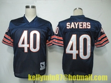 AA Chicago Bears,Jim McMahon,William Perry,Walter Payton,Dick Butkus,Gale Sayers,Mike Singletary,Throwback for men,camouflage(China (Mainland))